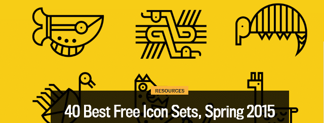 Free Royalty Free Round Icon Sets to Download