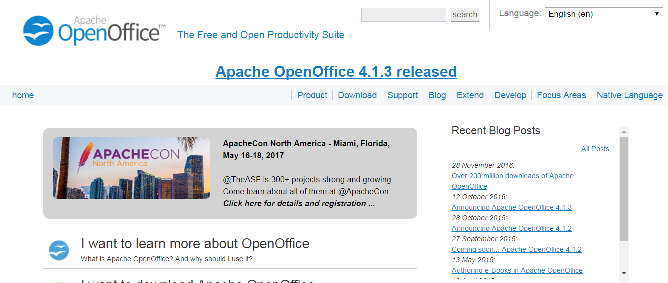 apach-open-office