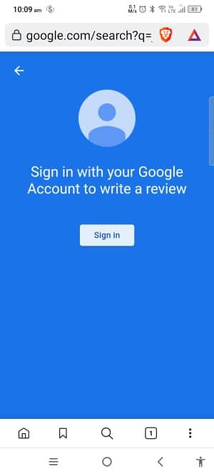 sign in to leave a review